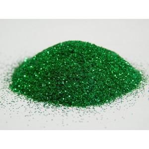 Блестки 10 гр., 1пакет зеленый