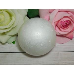 Основа из пенопласта шар 100 мм, 10 шт.